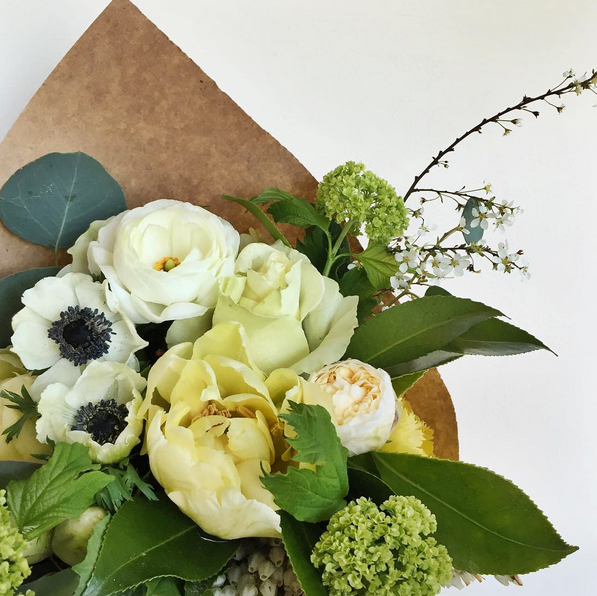 Thorn & Thistle  Flower Subscription, Starting at $150