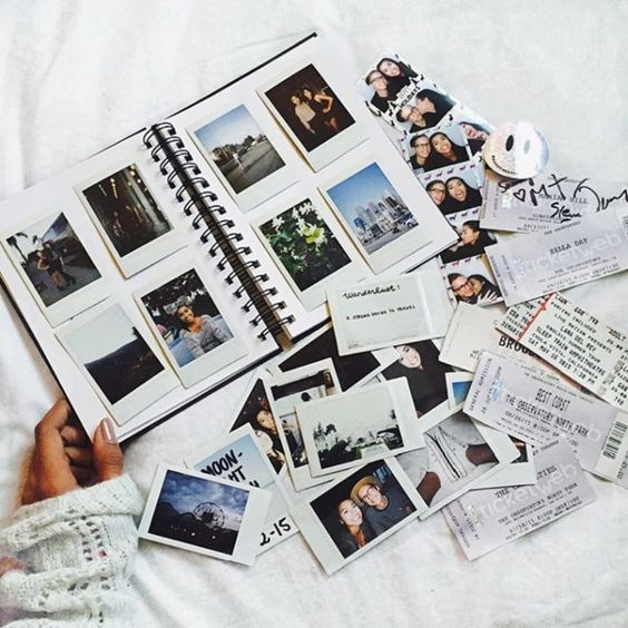 Laura: Create photo albums