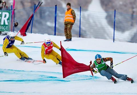 Barb: Ski Cross