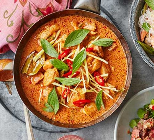 Laura: Red Curry