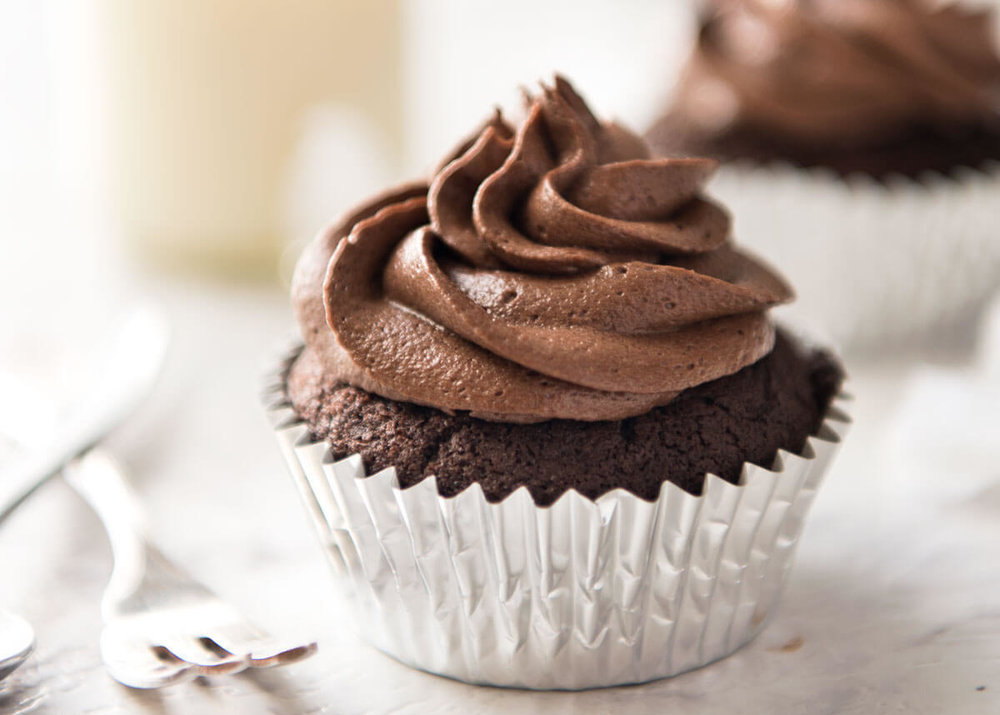 Laura: Chocolate Cupcakes