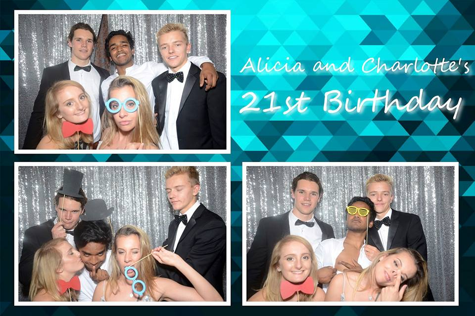 Alicia and Charlotte's 21st -