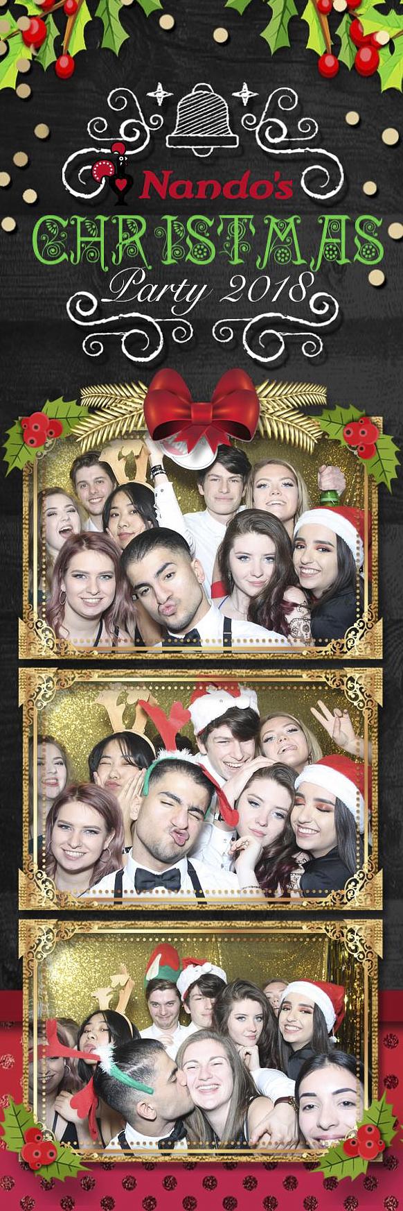 Nando's Christmas - December 2018