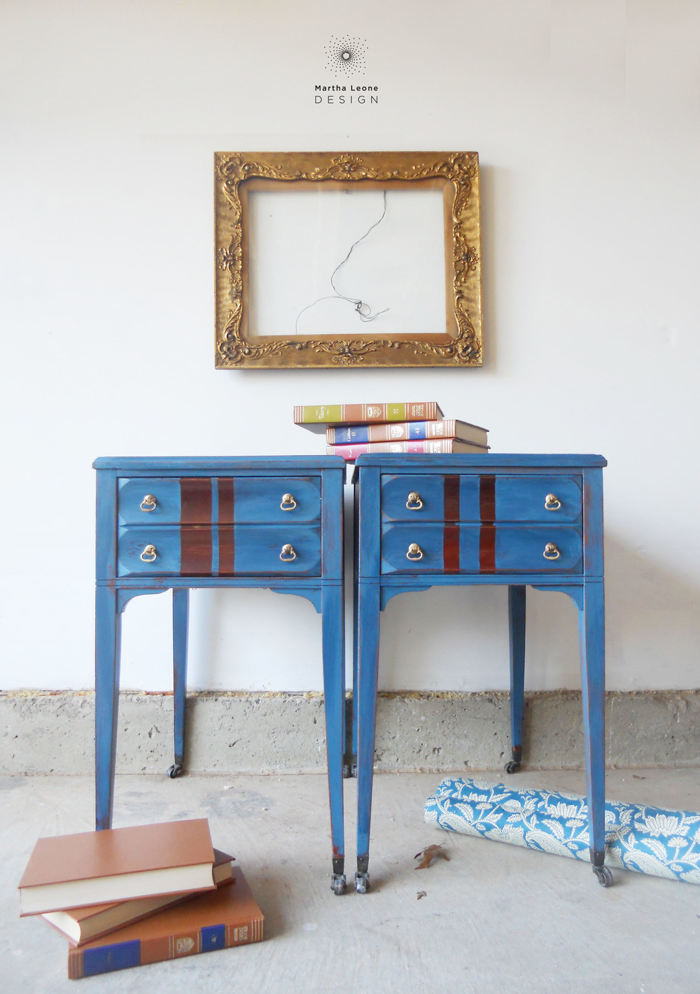 End tables4 by Martha Leone Design