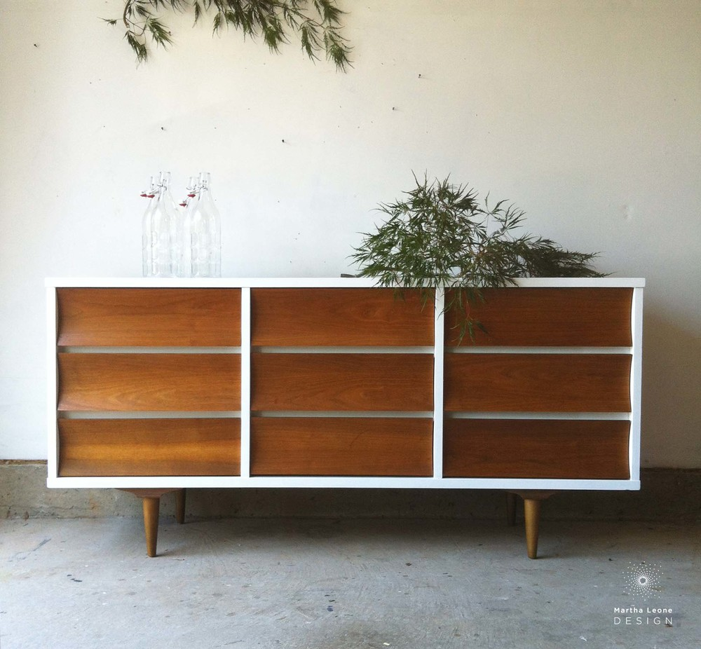 Resources for Mid Century Furniture Transformations Martha Leone