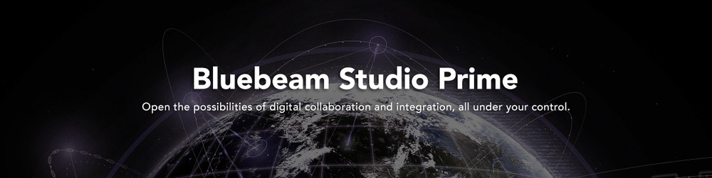 Bluebeam Studio Prime