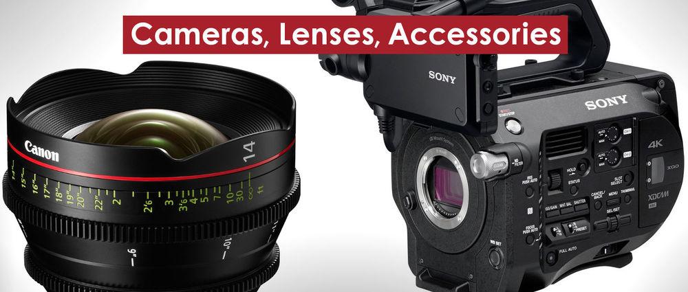 Coyote Grip & Lighting - Camera, Lenses, Accessories