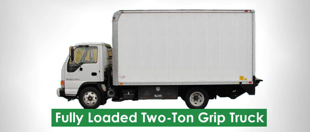 Coyote Grip & Lighting - Grip Truck
