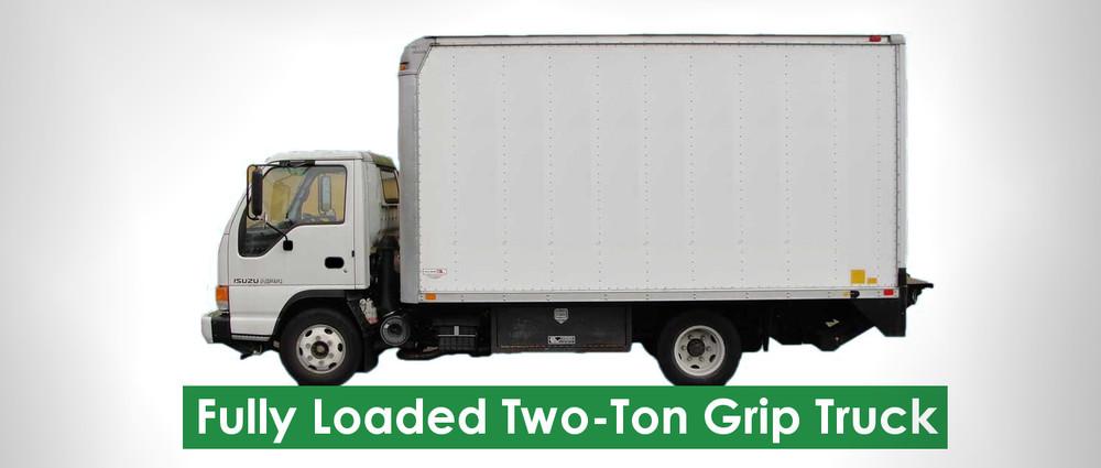 Coyote Grip & Lighting - Grip Truck