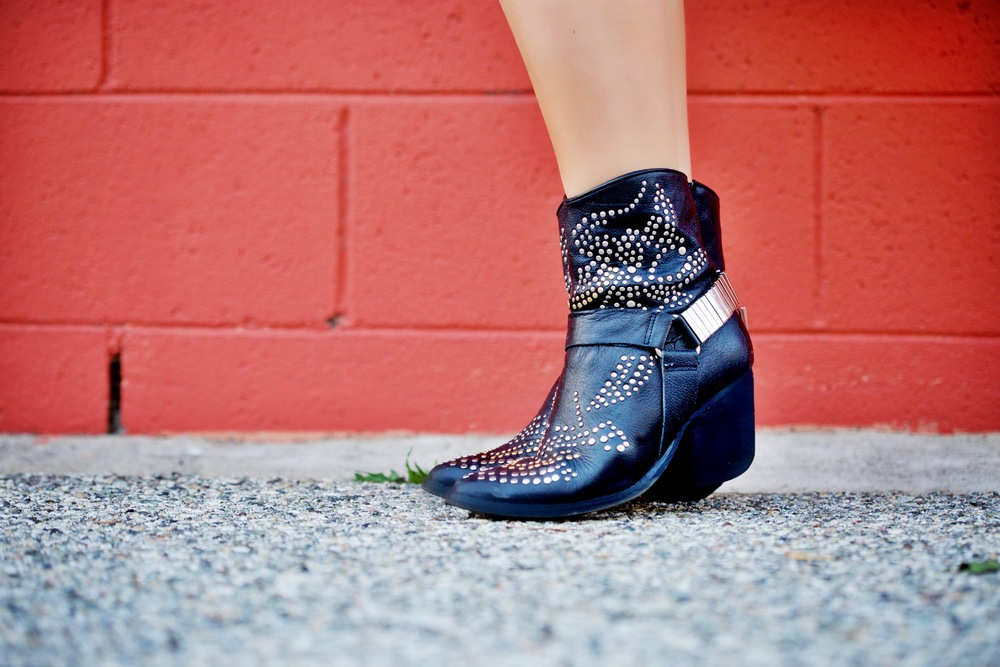 Jeffrey Campbell Shane Ankle Boot