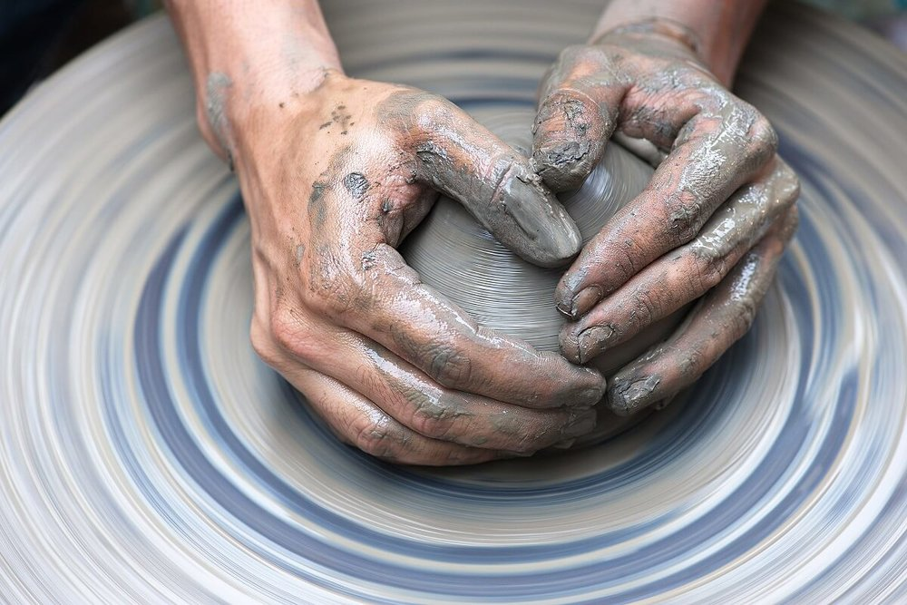 SPECIALTY CAMPS - POTTERY/MOSAIC & WOOD SHOP