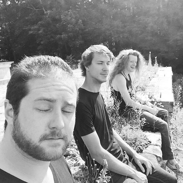 Band pics today.  All selfies. Eyes always closed. 👍Catch us at the Brick House in Housatonic Ma this Friday.  #heavyfuturegroove