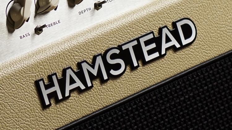 Hamstead Amplifier Badge