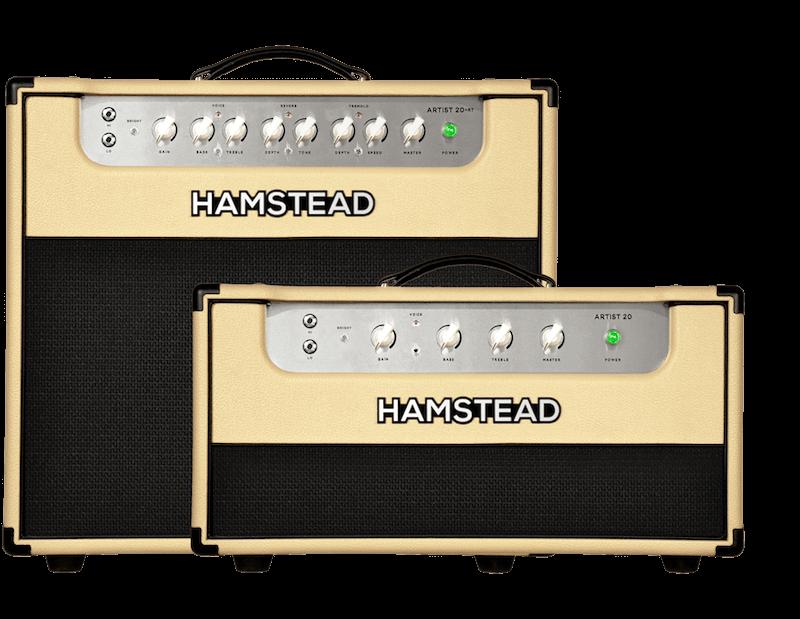 Artist Series Amplifiers