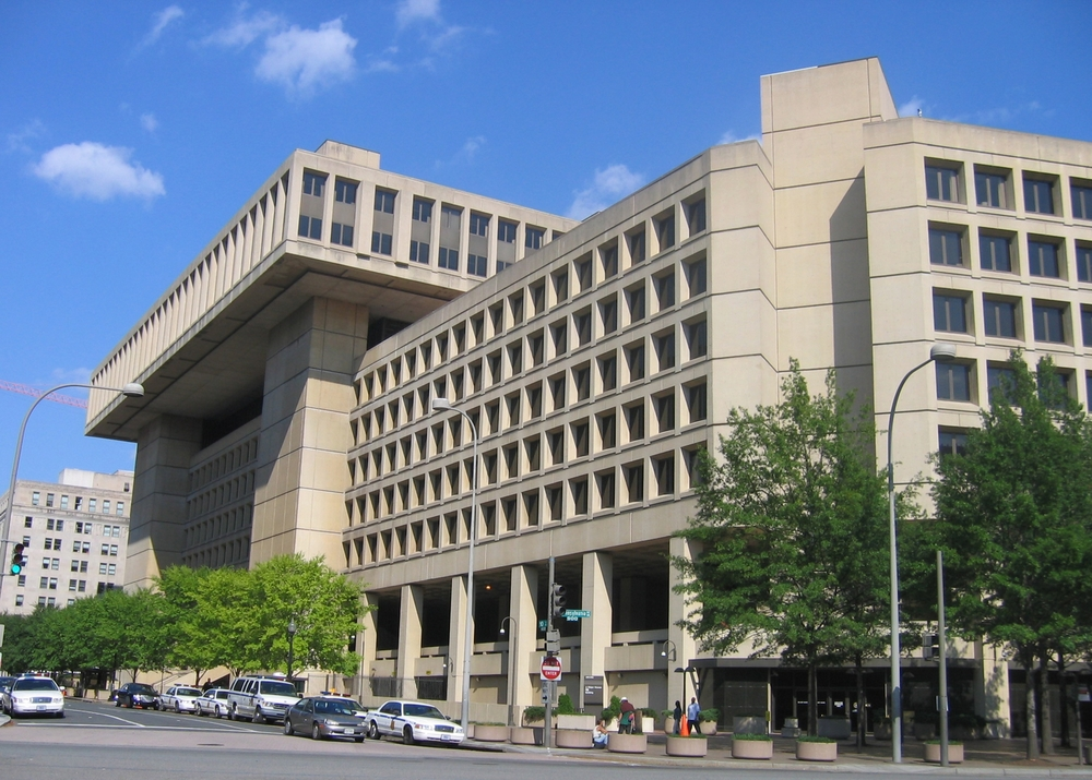FBI Headquarters,  Washington, D.C.