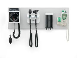 Welch Allyn Integrated Wall Diagnostic system pic 1.png