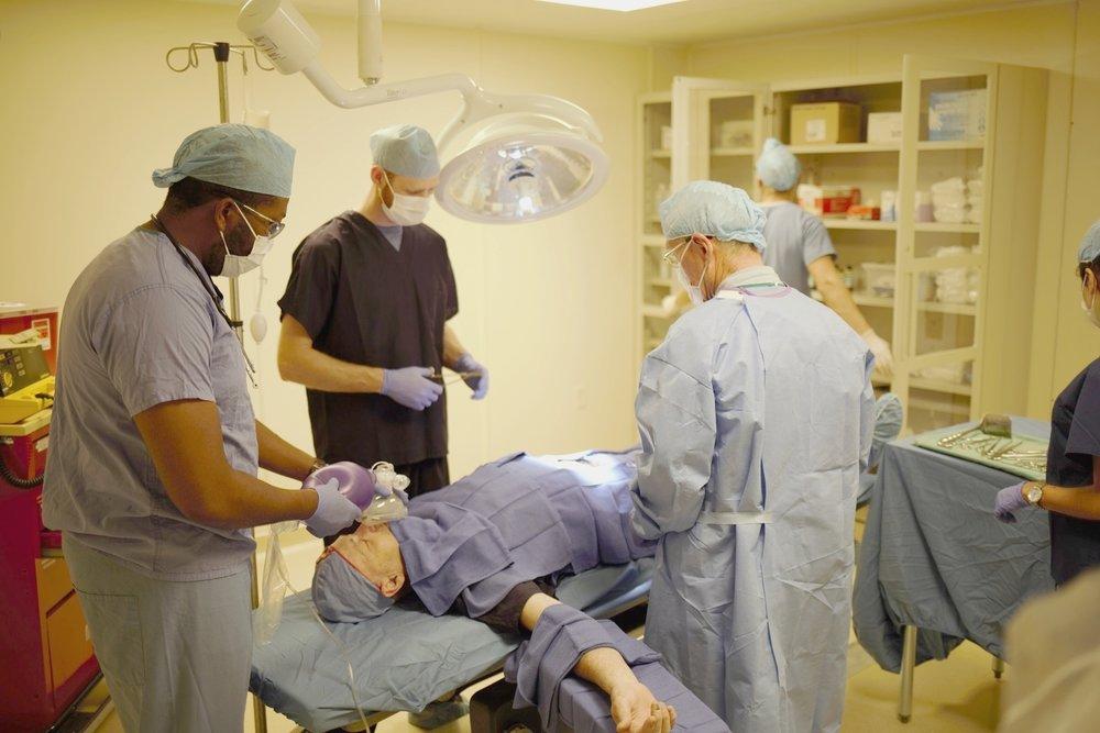 40 foot CIAC Surgery Suite