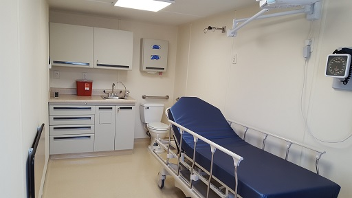 Clinic In A Can INFECTIOUS DISEASE ISOLATION UNIT