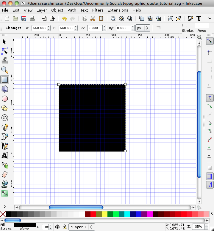 InkscapeTypographicQuoteTutorial_Img2