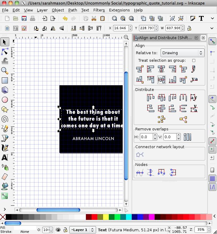 InkscapeTypographicQuotesTutorial_Img8