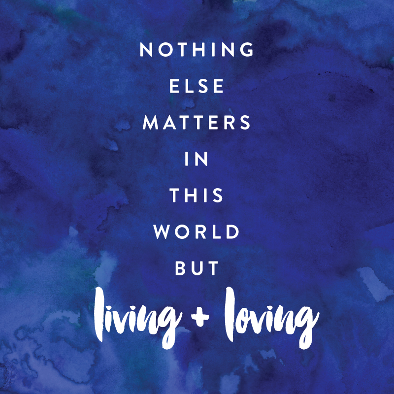 Living and Loving - #Motherstories
