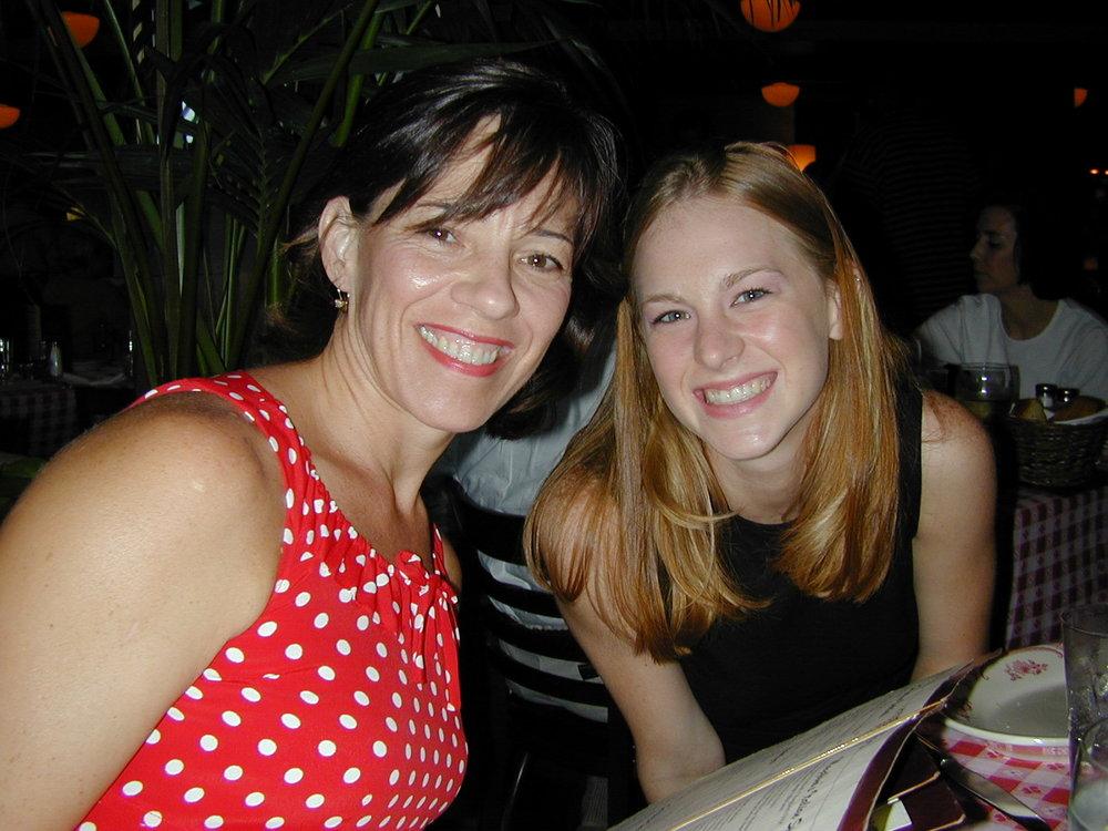 SMH & Mom - birthday.JPG