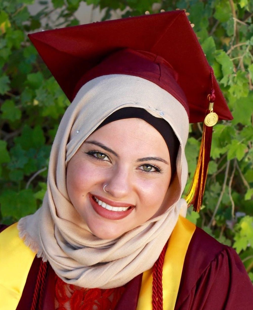 Dana Alserjani, Program Manager of Student Leadership