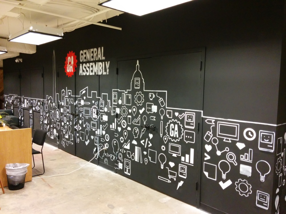 No Kings Collective - Wall Murals - General Assembly