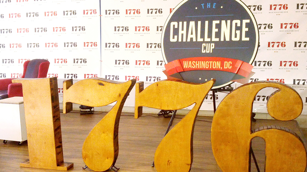 No Kings Collective - wall murals - 1776 Callenege Cup/Washington DC