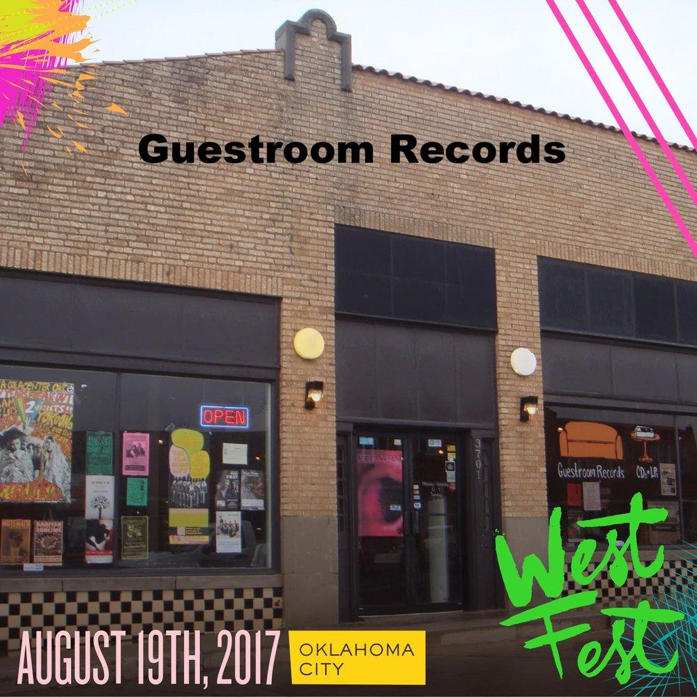 Guestroom Records