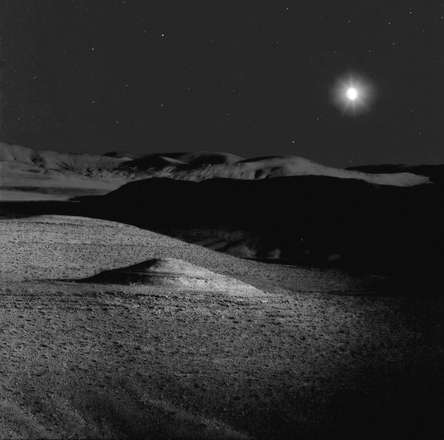Photo by Neil Folberg . Image courtesy of The Dryansky Gallery      NOCTURNAL LANDSCAPES FROM ISRAEL AND THE SINAI DESERT