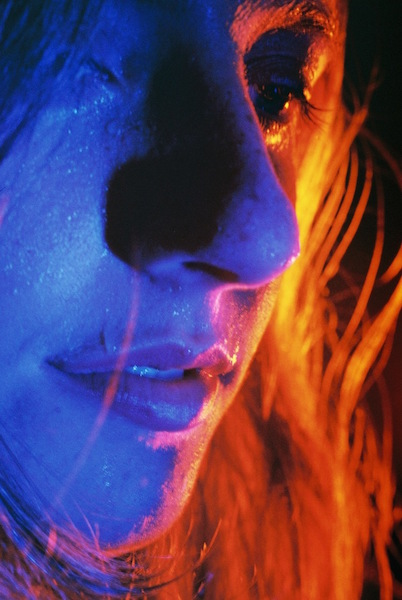 Petra Collins, Untitled #14 (24 Hour Psycho), 2016, digital C-print, 65 x 43 inches, edition of 2.