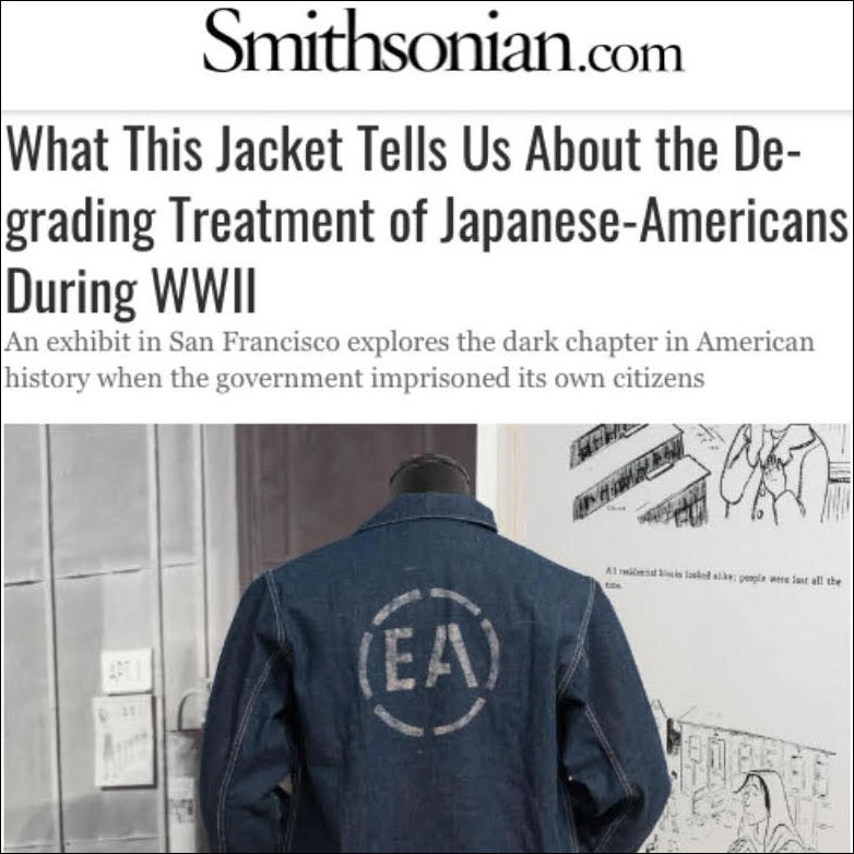 article on exhibition in Smithsonian Magazine