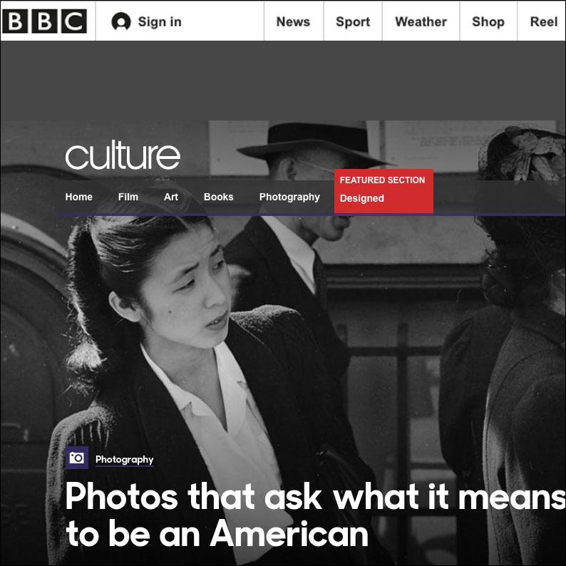 Feature, article, BBC, photo, exhibition