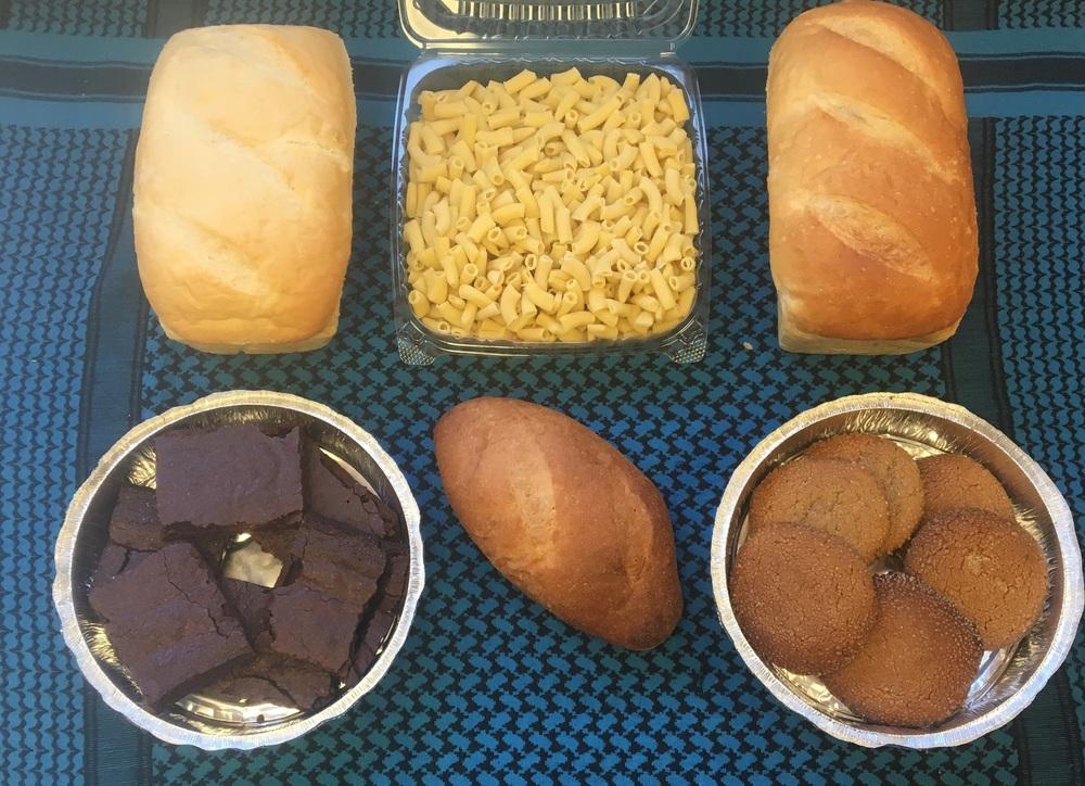 Family bread share