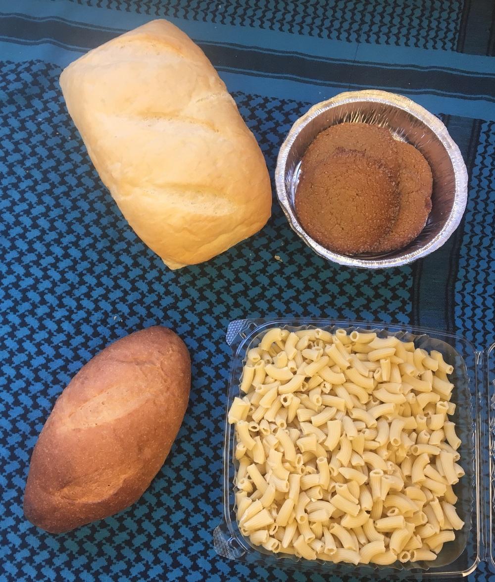 Small Bread share