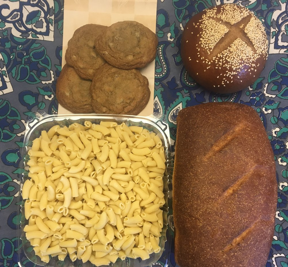 Small Bread Share