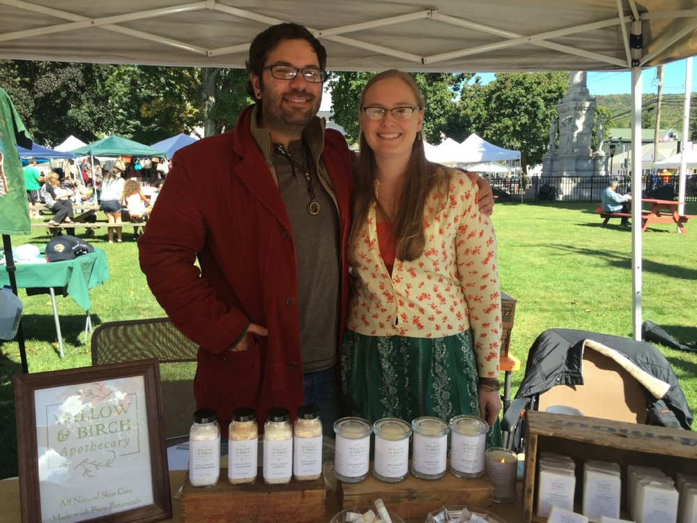 Happy Vendors from 2016-Willow Birch Apothecary