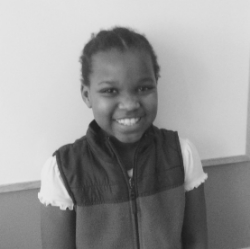 <strong>Grace - Age 8</strong>
