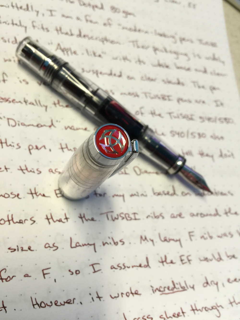 I love the TWSBI logo