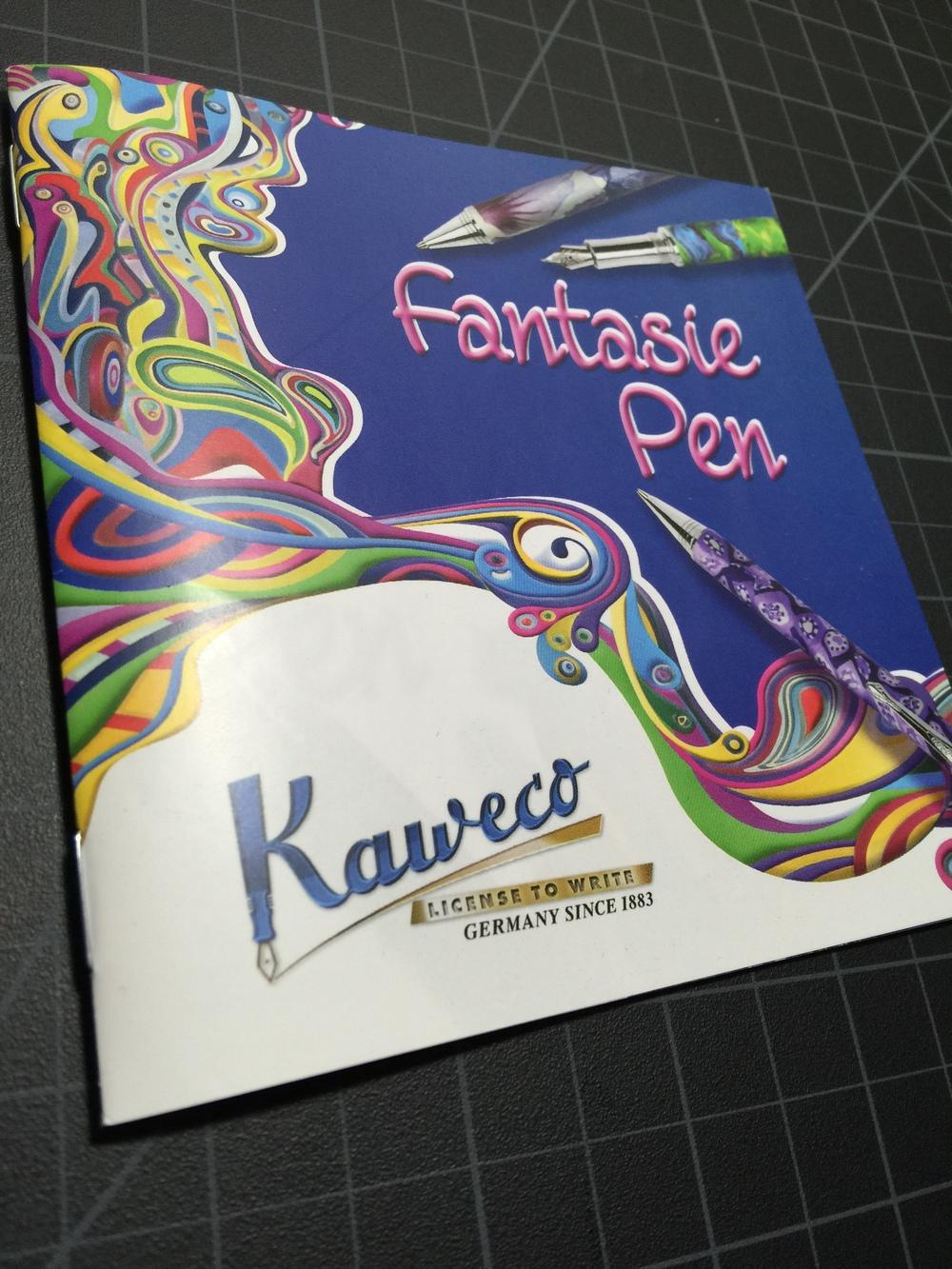 fantasie-booklet