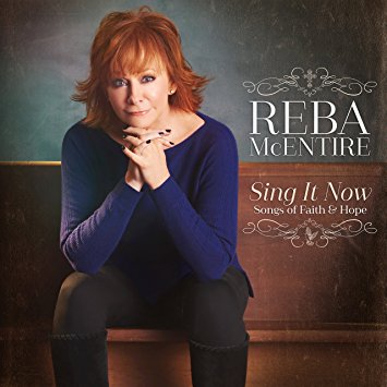 Reba McEntire shot by Cameron Powell   ADR set design for Sing it now album
