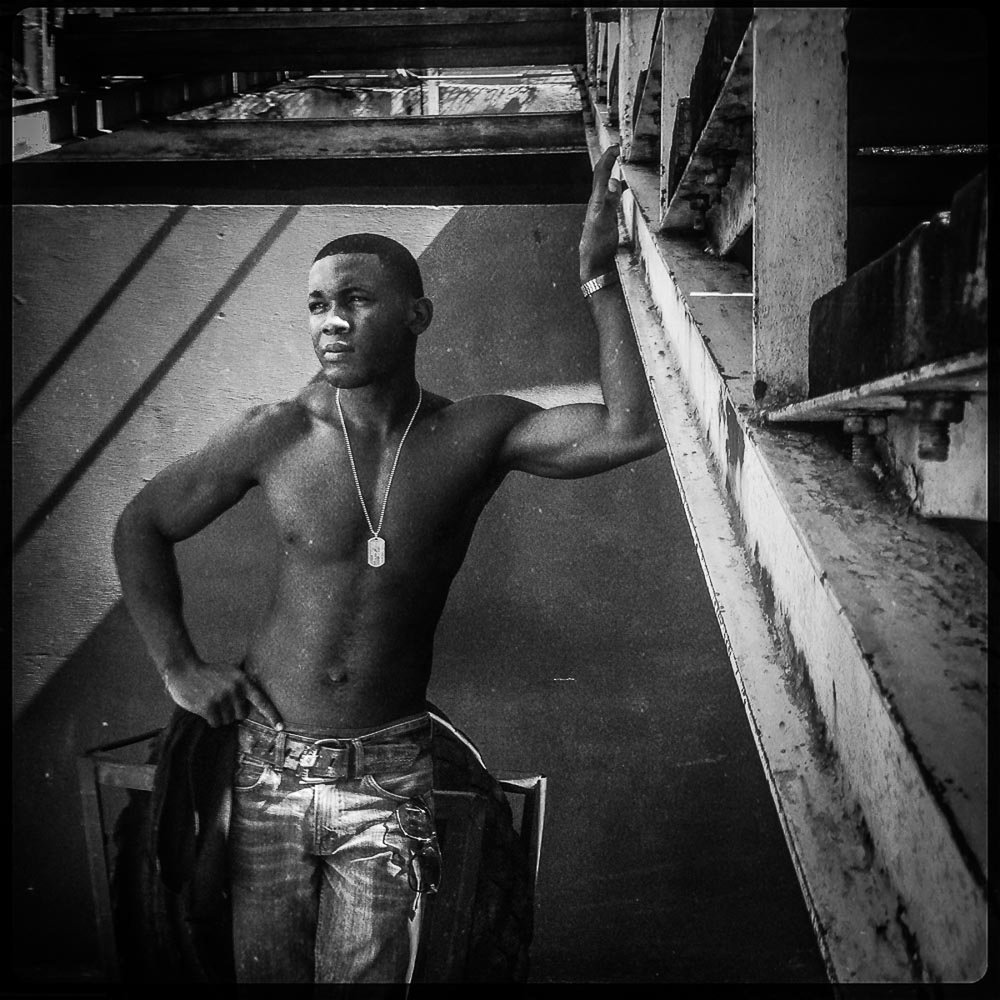Boxer, Havana Cuba 2014