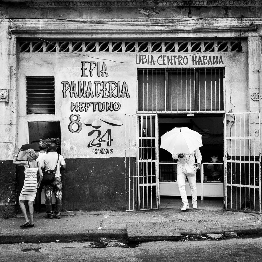 Panaderia, Central Havana , Cuba 2014