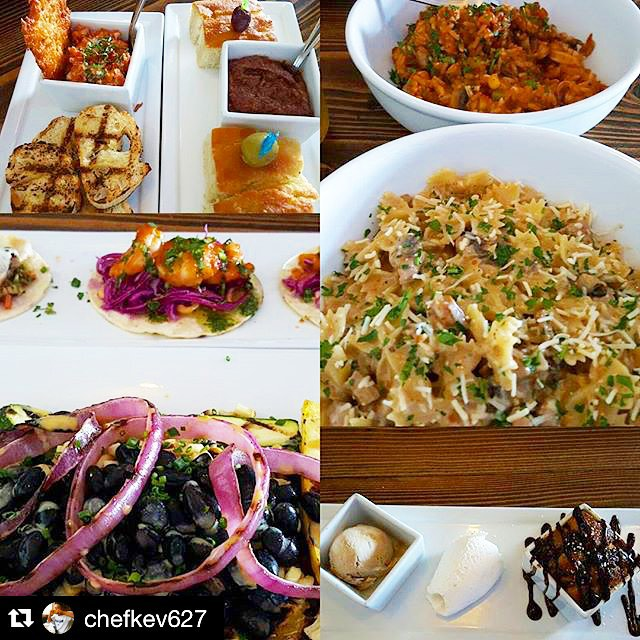 Wow! This is what #dineLA could look like for you when you come into The Detour Bistro Bar. Our 4 course meal is sure to leave you full and happy. #repost from @chefkev627 ・・・ #DineLA2015Season2 Week 1, Night 1. SO much food...! #4Courses #$40Bracket #GreatFlavors #EatLA #310 #DiningWithArkadiy #FoodieLife #WestSideStyle #BlessedByFaithAndFellowship #WhatDidYouEatForDinner #MondayMunchies #food #foodie