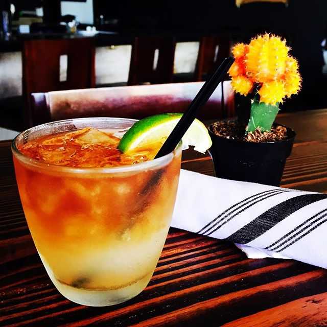 Dark & Stormy - Happy Hour  #bestdetourever #thedetourbistrobar #culvercity #happyhour #food #summer #cocktails #Drinks