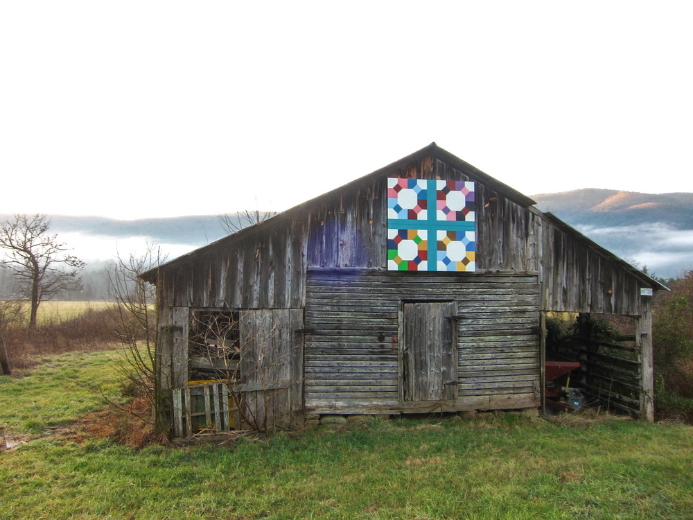 Barn Quilt, North Carolina