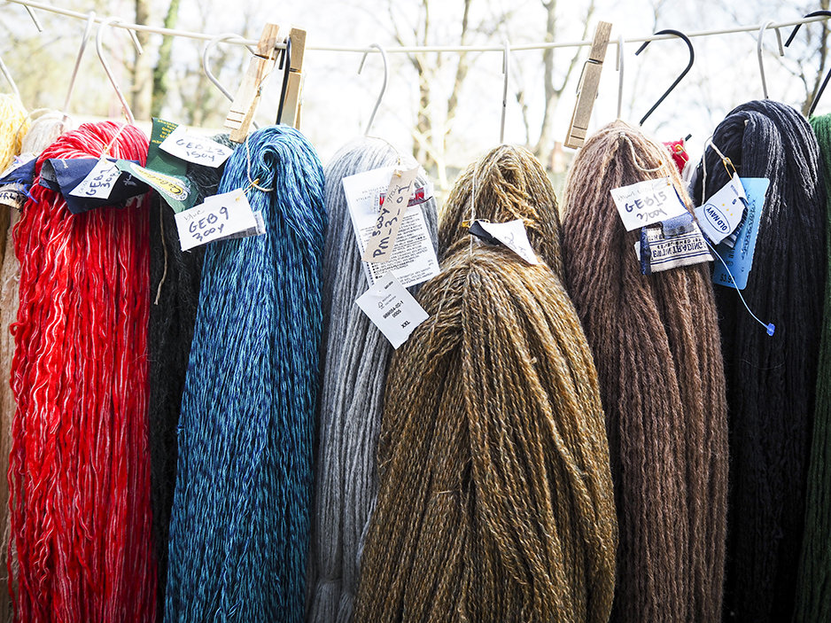 Image:  Reunion Yarn Co