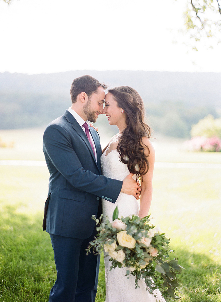 Lavender Inspired Wedding at Springfield Manor