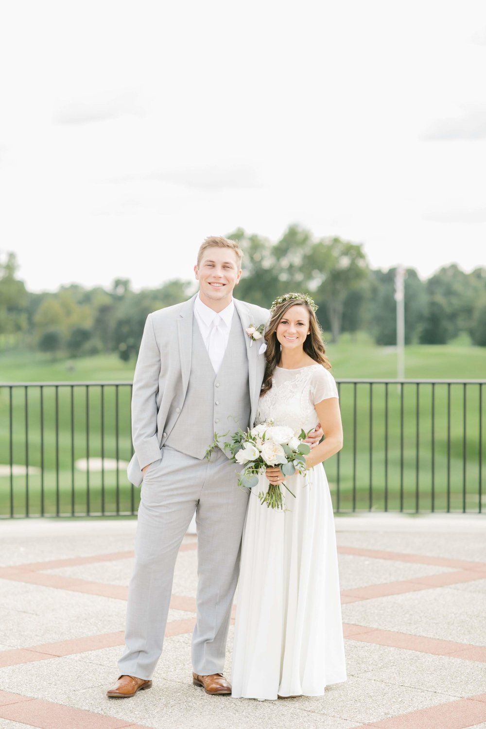 Classic Wedding at Congressional Country Club
